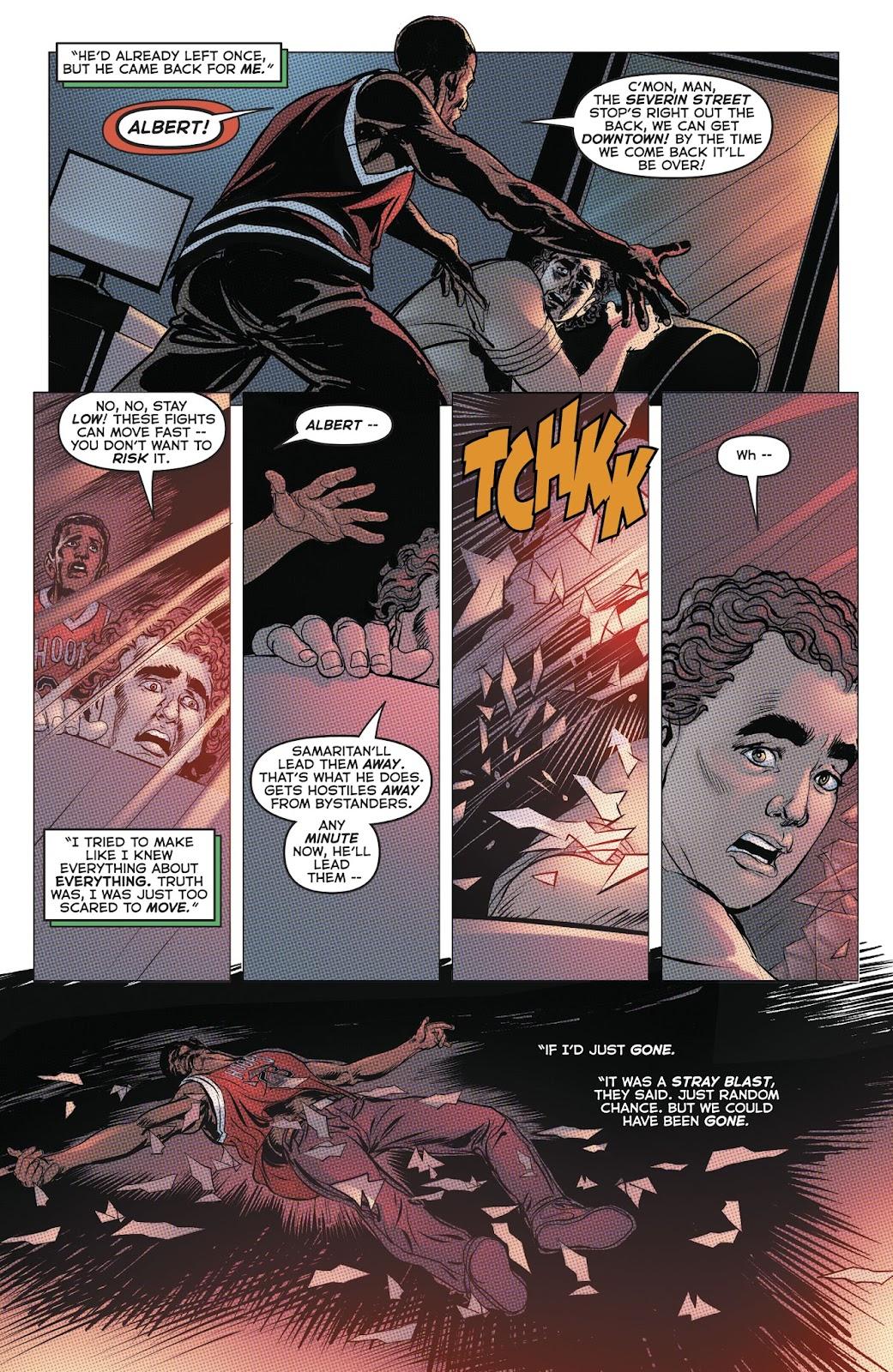 Read online Astro City comic -  Issue #50 - 11