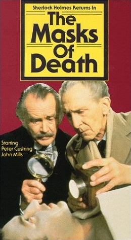 Masks of Death Cover