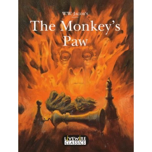 the monkey s paw overview Summary of the monkey's paw the story centers on a monkey's paw which has magical powers it gives to its owner three wishes the monkey's paw is given to a family of three, father, mother, and son.