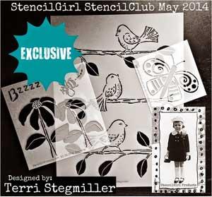 May 2014 StencilClub