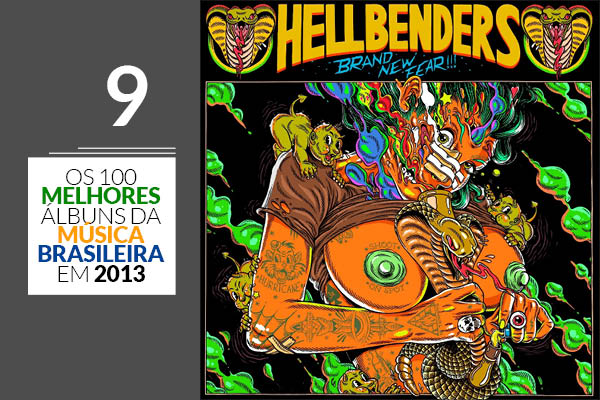 Hellbenders - Brand New Fear
