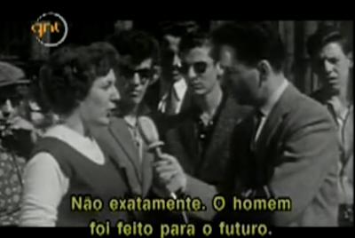 Como era vista a mulher nos anos 60