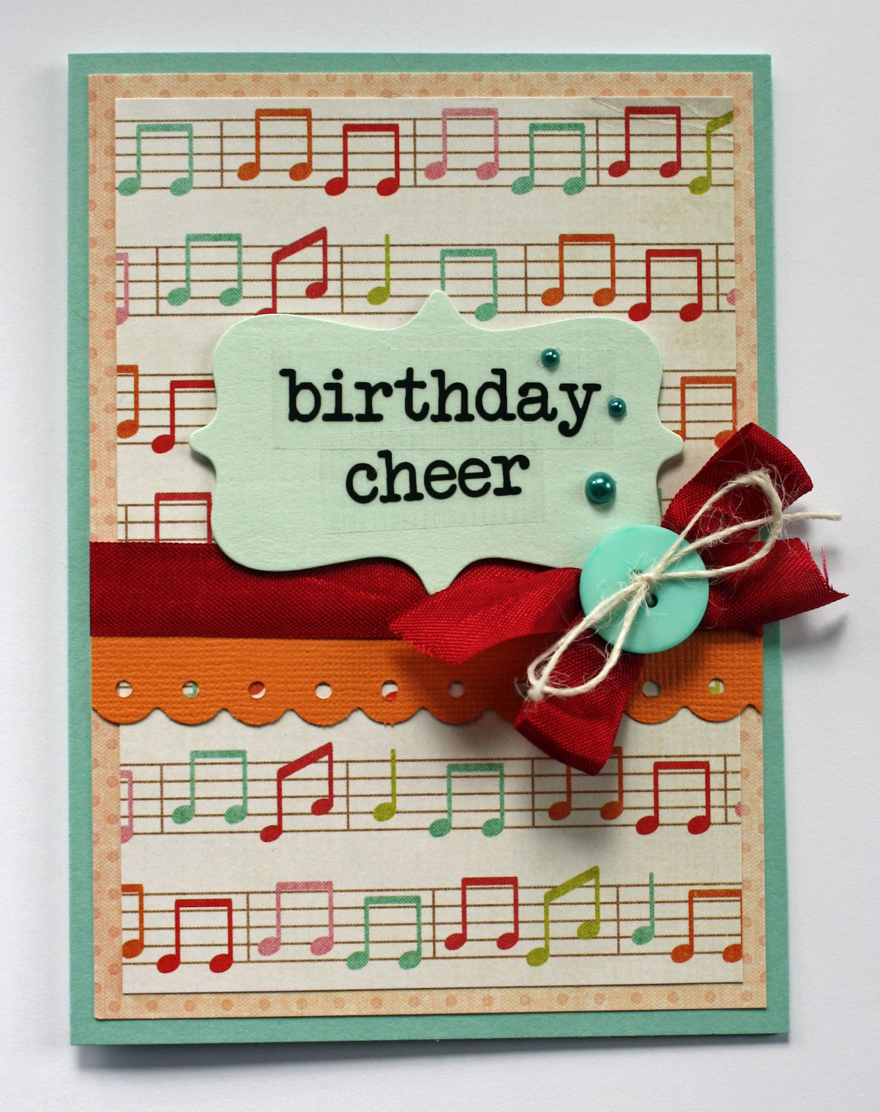Birthday Card With Song – gangcraft