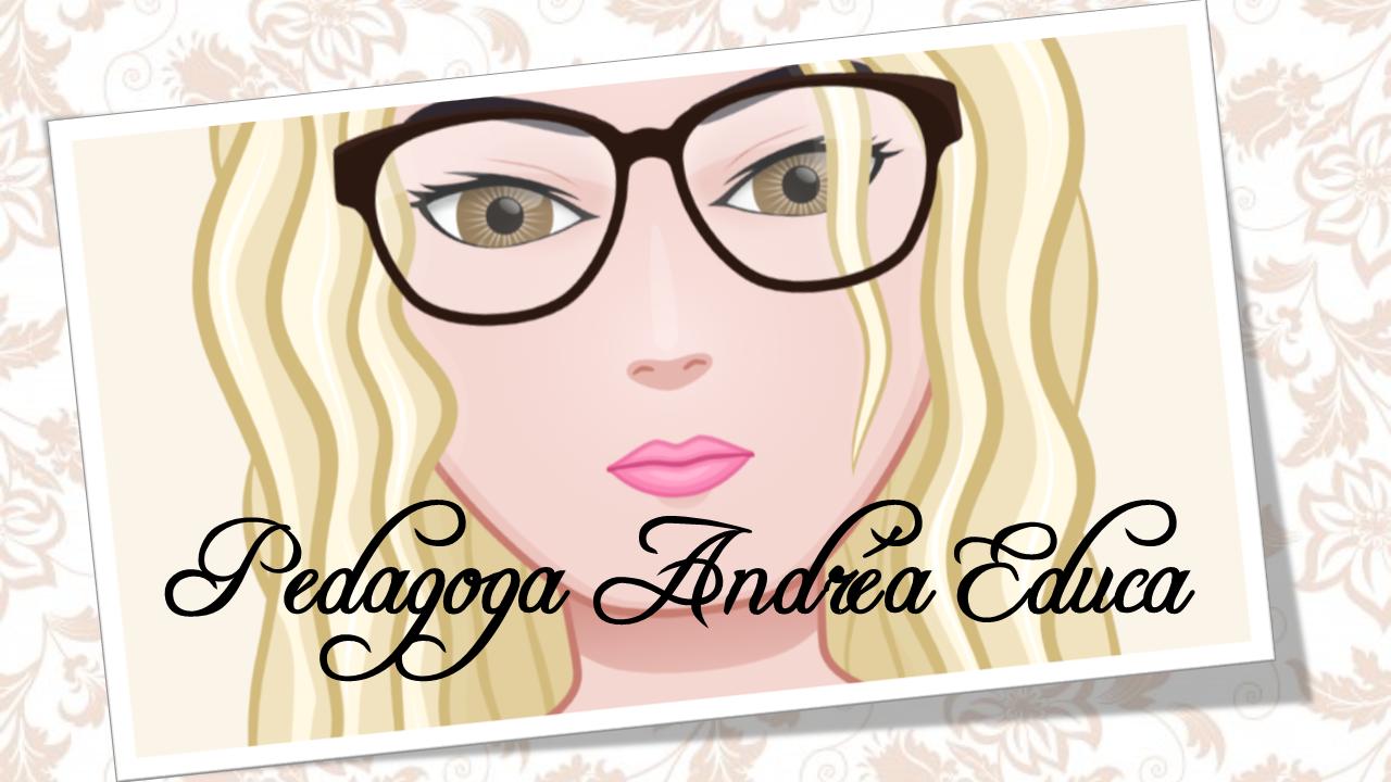 Pedagoga Andréa Educa