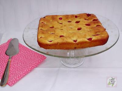 Torta de Frambuesas