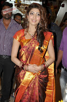 Pranitha in Lovely Kanjiwaram Saree ((23)000 003.jpg