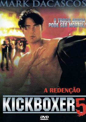 Kickboxer 5: A Redenção - DVDRip Dublado