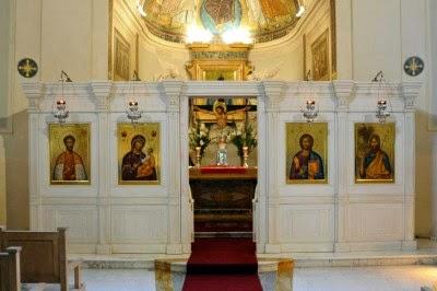 Chiesa greca di San Teodoro a Roma
