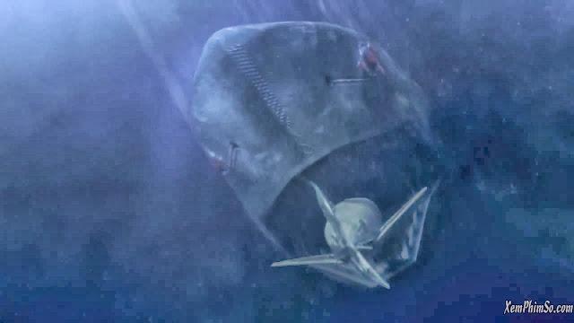 Đại Chiến Cá Mập xemphimso mega shark vs mecha shark 02