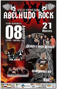 VIII FESTIVAL ABELHUDO ROCK