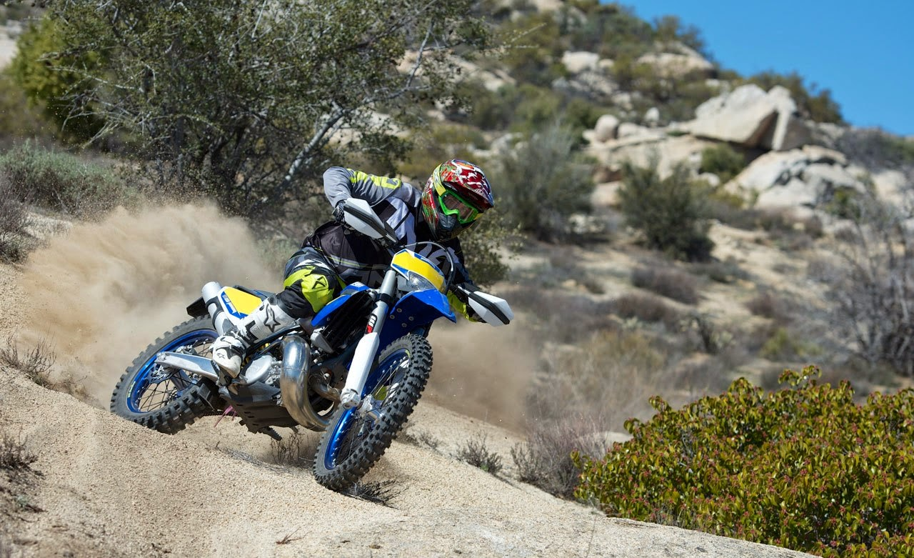 Husaberg TE 250 Dirt Bikes