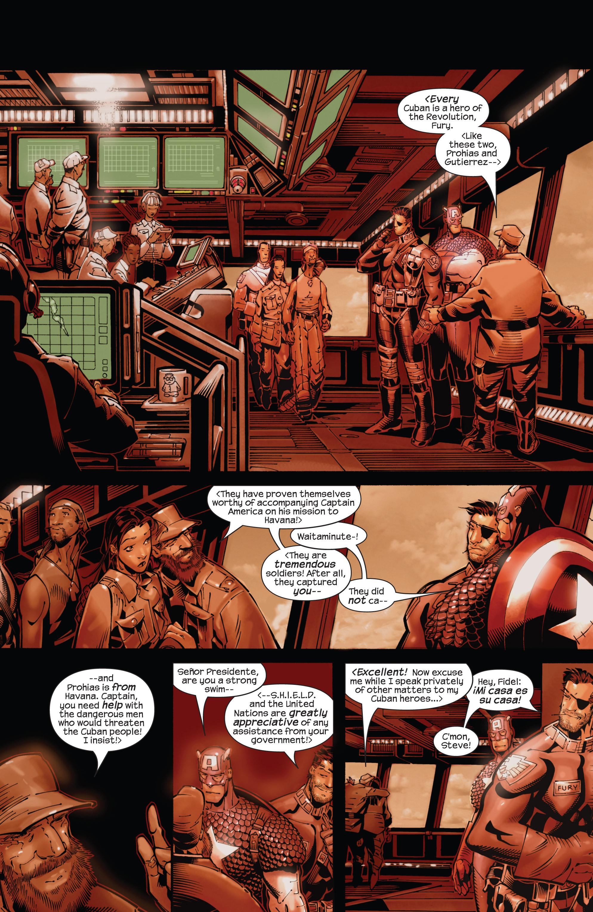 Captain America (2002) Issue #24 #25 - English 5