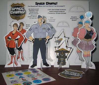 Space Chums CD Review
