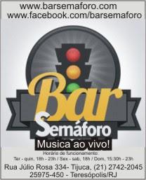 Bar Semáfro - Teresópolis-RJ