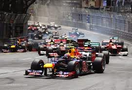 The Carbon dioxide and other pollutants from F1 racing have been neutralised since 1997.