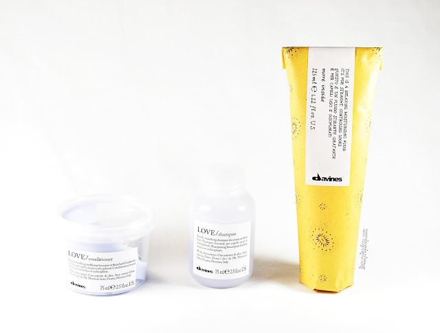 holiday gift guide 2015 davines love smooth beauty holiday set