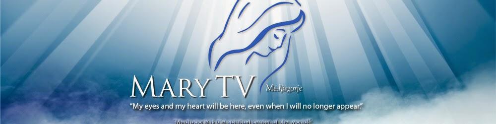 Televizja Mary TV Medjugorie (angielska strona)