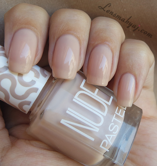 Pastel Nude Beige
