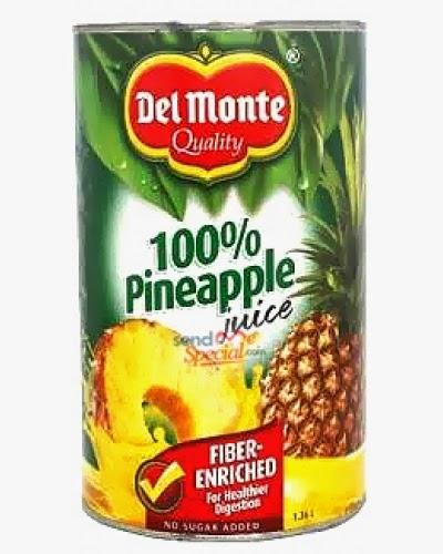 Del Monte juice drink