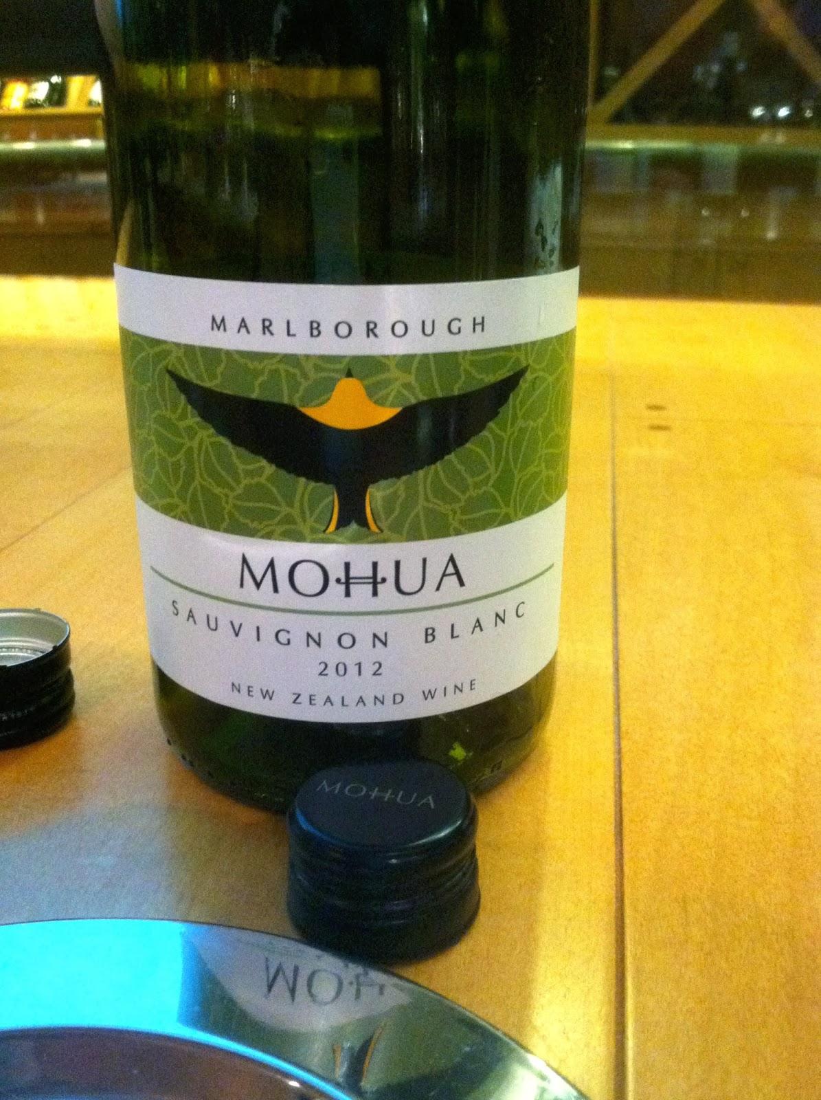 the world of wine review 2012 mohua sauvignon blanc. Black Bedroom Furniture Sets. Home Design Ideas
