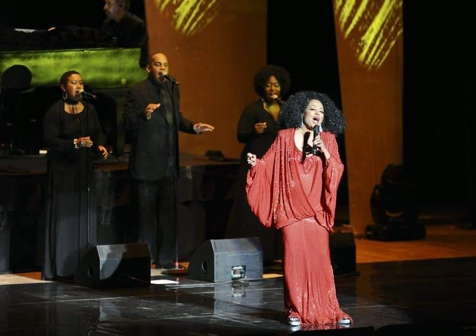 Diana Ross to return to New Orleans' Saenger Theatre in February