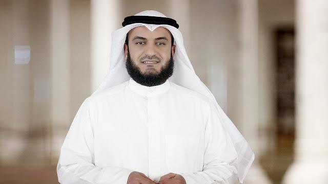 Mengenal Sosok Shaikh Mishary Rashid Alafasy