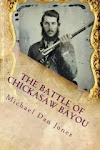 The Battle of Chickasaw Bayou by Michael Dan Jones