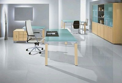 Decoraci n de oficinas modernas minimalistas for Muebles oficina minimalista