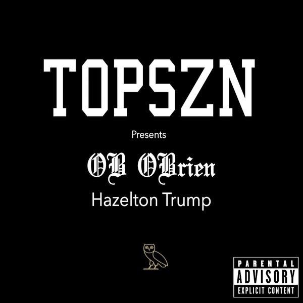 OB OBrien - Hazelton Trump - Single  Cover