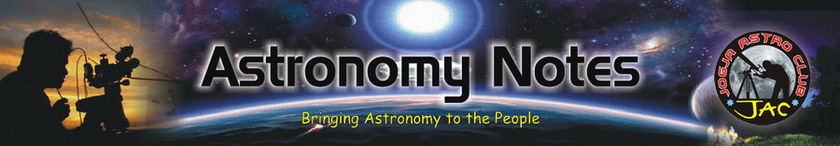 █▒ Mutoha Arkanuddin Astronomy Notes ▒█