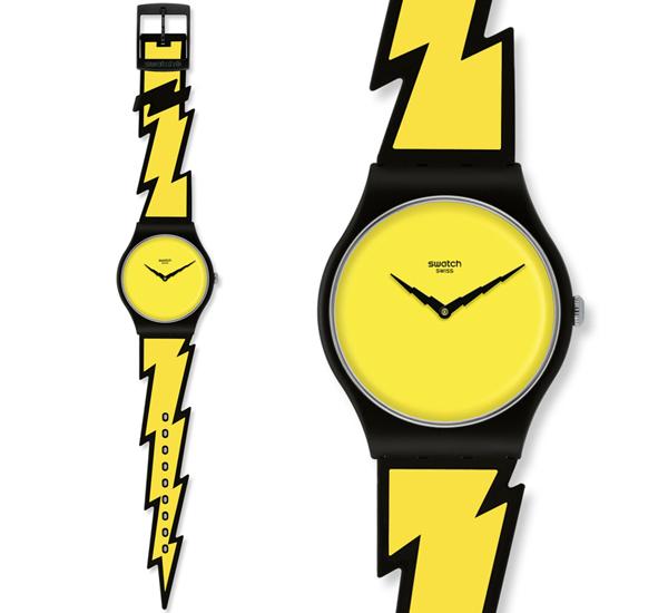 Reloj Rayo Flash by Swatch