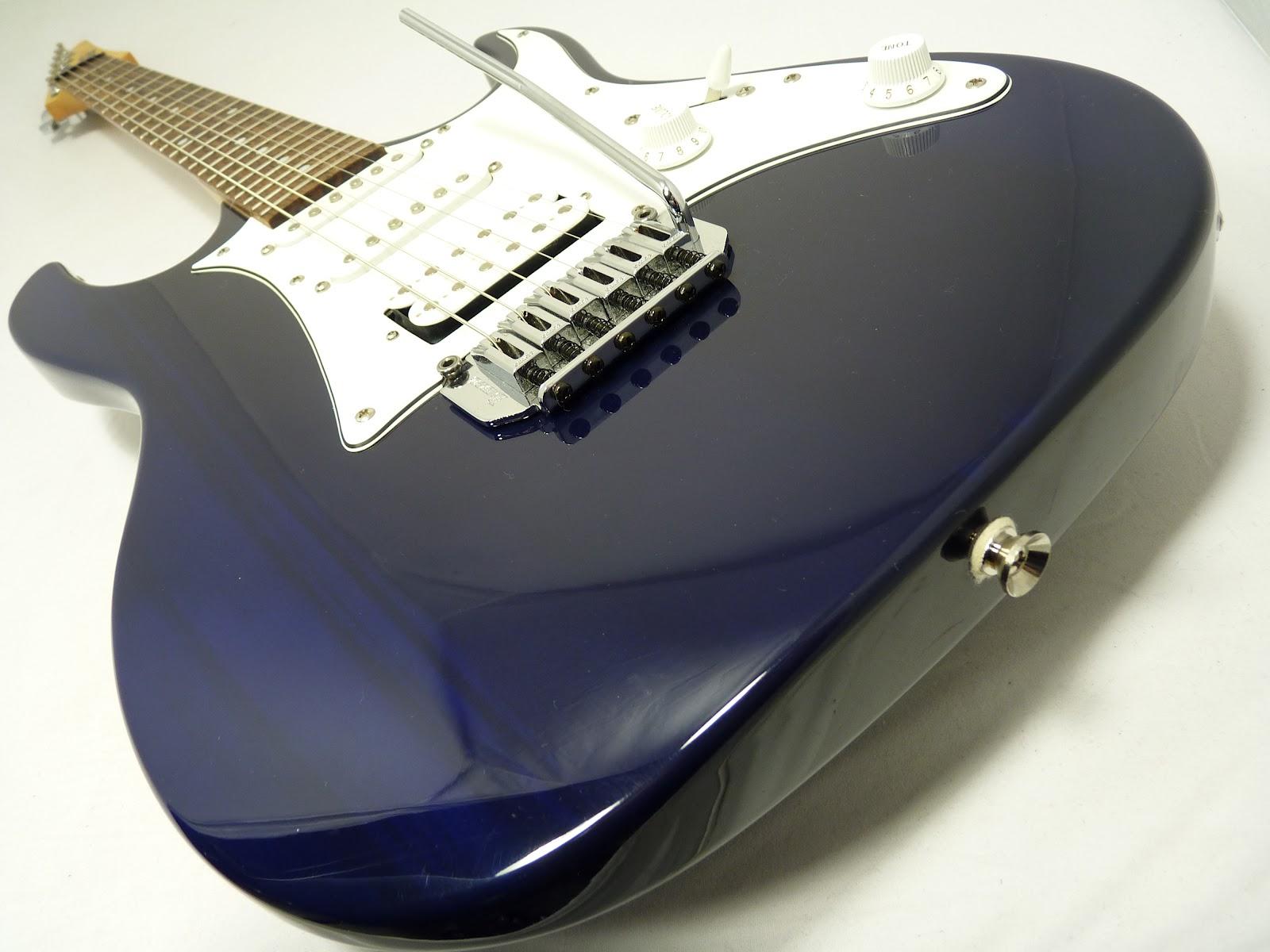 eBay Shop - Ibanez Gio GRX140 Electric Guitar, Blue - Second Hand ...