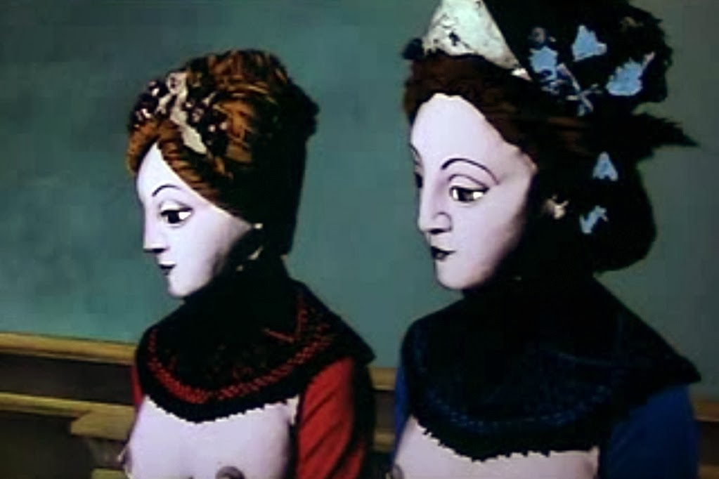 nuncalosabre.Papillons de nuit - Raoul Servais (1997)