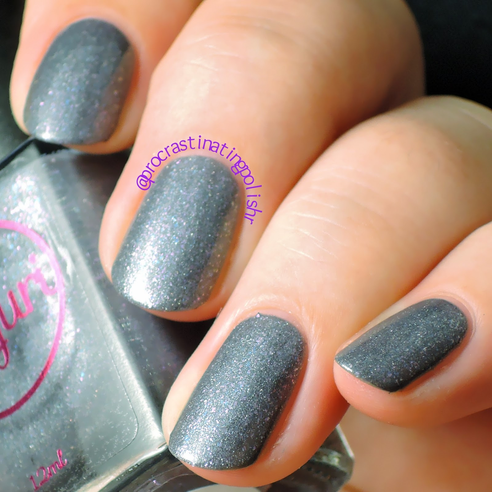 Sayuri Nail Lacquer - Mystic Souls swatch