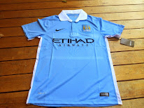 Manchester city home 15/16