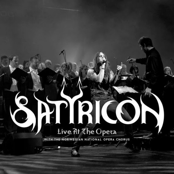 Satyricon – Live At The Opera
