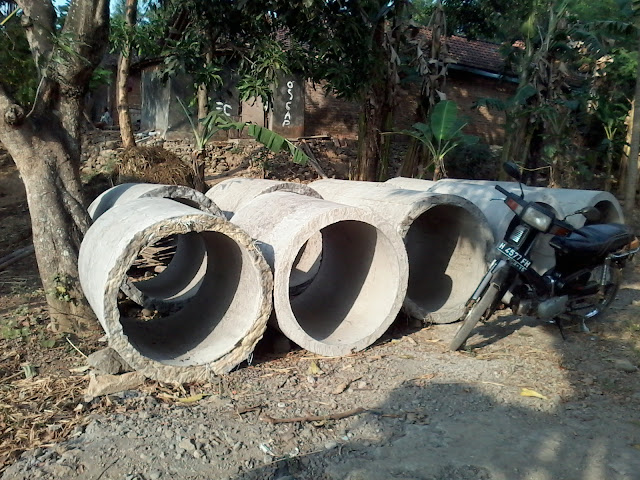 Bis beton ukuran 80cm