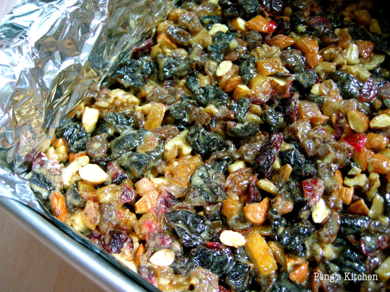 fruits that are not healthy fruit and nut bar recipe healthy