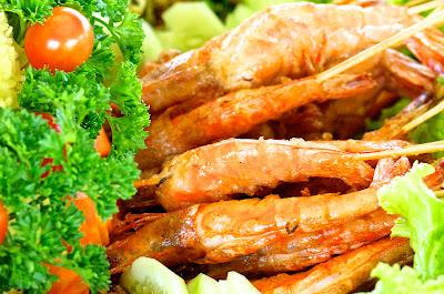 indonesian medan food birthday specials tumpeng ulang
