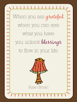 Grateful Life - Journaling Cards - Day 9-12