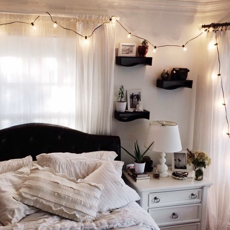 Indie Bedroom Pinterest Pretty Bedroom Inspiration A Girl Obsessed