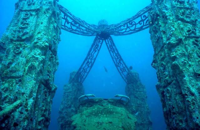 China's Atlantis: The Sunken 'Lion City' Rediscoved E970baf68a7d21845ef0892b0b468303