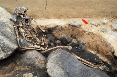 Proof of human migration from Sweden to Poland during the Early Bronze Age