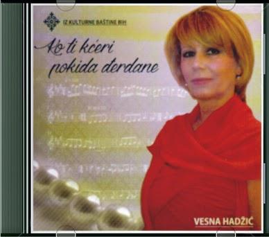 Narodna - Zabavna Muzika 2014 Vesna+Hadzic+-+Ko+Ti+Kceri+Pokida+Djerdane+%282014%29