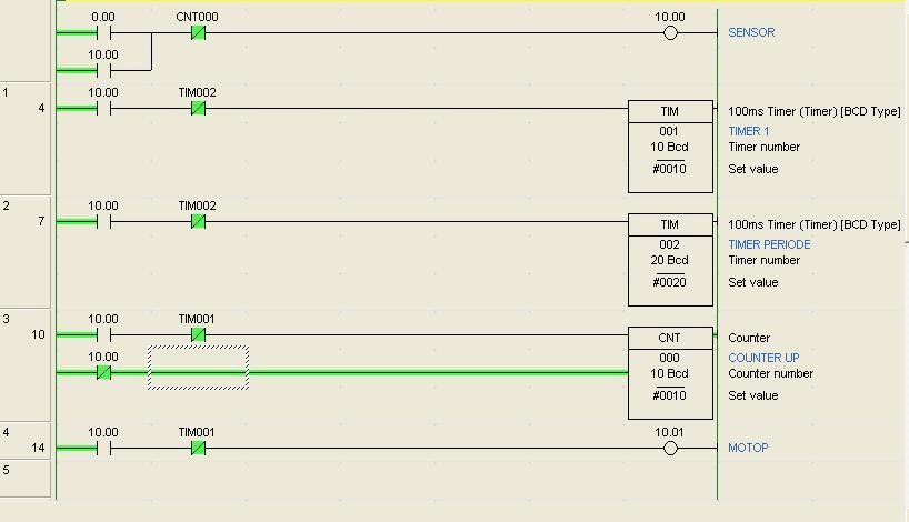 Pembatas kapasitas parkir kendaraan dengan plc gigihs blog diagram ladder ccuart Gallery