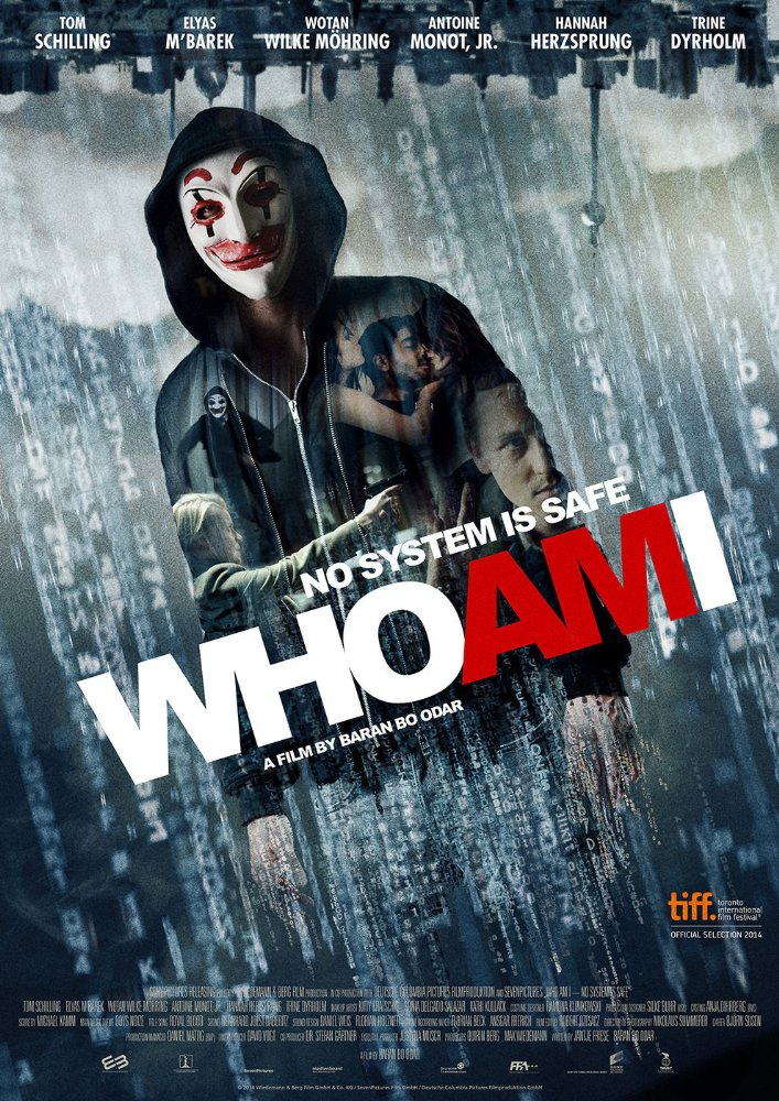 Nonton Film  Who Am I (2014)