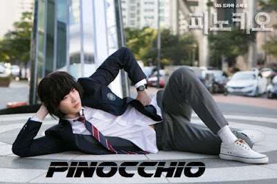 Sinopsis Drama Korea Pinocchio Episode 1-20 (Tamat)