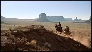 Centauros del desierto, de John Ford, 1956