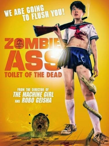 Zombie Ass – Toilet of the Dead Legendado