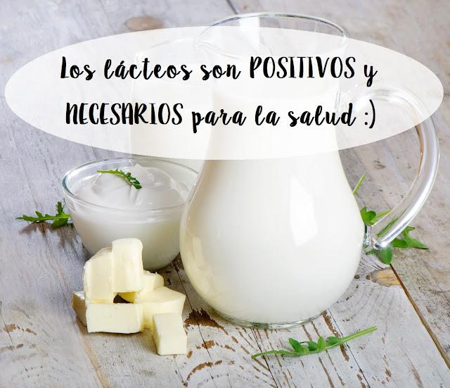 Lácteos salud propiedades